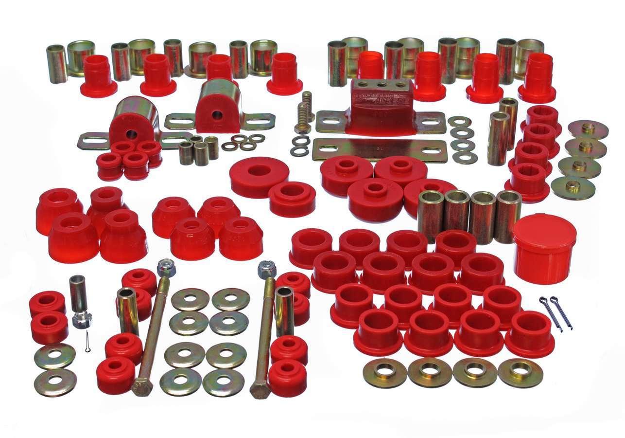 Energy Suspension 3-18123R Corvette Master Bushing Kit