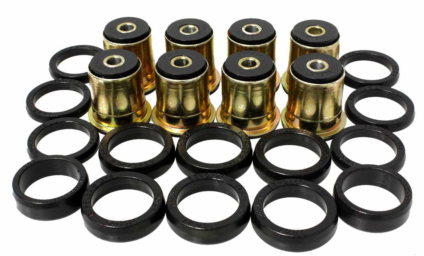 Prothane 7-312-BL Black Rear Control Arm Bushing Kit