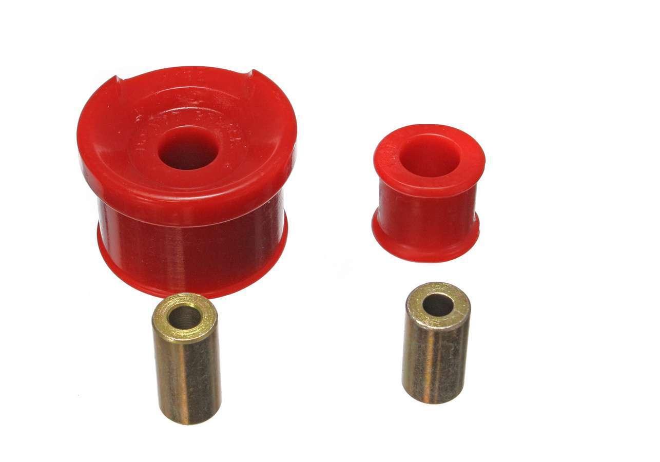 Energy Suspension 4-1123R Motor Mount Insert, Hyper-Flex, Polyurethane / Steel, Red, Ford Focus 2000-04, Each