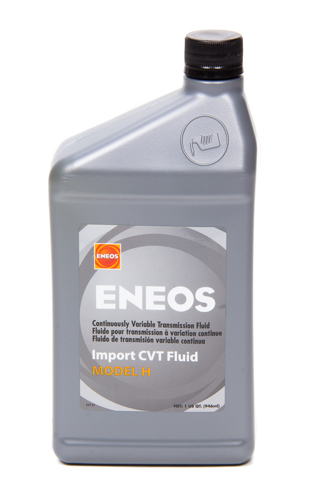 Eneos 3072-300 Transmission Fluid, Import CVT, Model H, Synthetic, 1 qt Bottle, Honda Continuously Variable Transmissions, Each