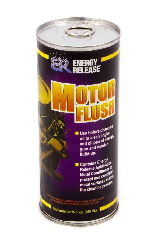 Energy Release P023 Motor Oil Additive, Motor Flush, Cleaner, 15 oz Bottle, Each