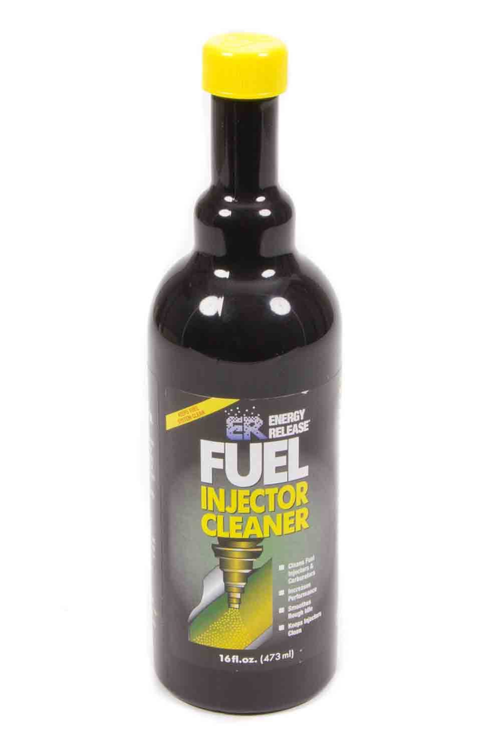 Energy Release P031 Fuel Additive, Fuel Injector Cleaner, 16.00 oz Bottle, Gas, Each