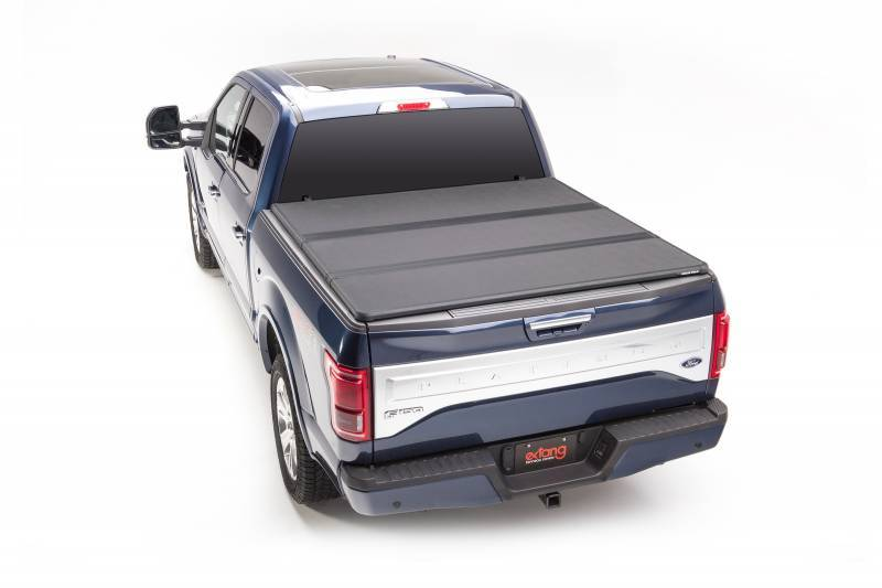 Solid Fold 2.0 Tonneau 09-14 Ford F150 5.6ft