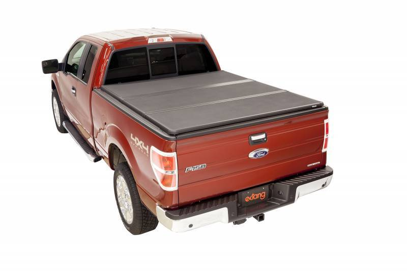 Solid Fold 2.0 Tonneau 09-14 Ford F150 6.6ft