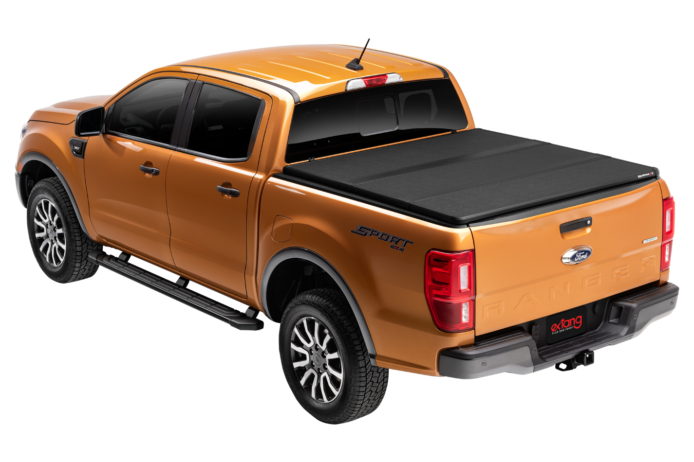Solid Fold 2.0 Tonneau 19-  Ford Ranger 5ft Bed