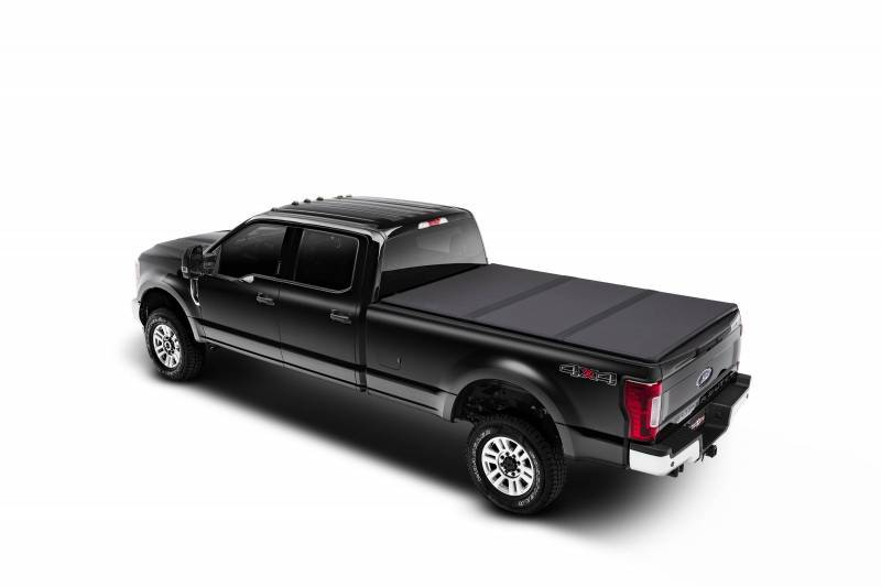 Solid Fold 2.0 Tonneau 99-15 Ford F250 6.6ft