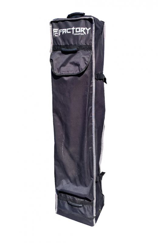 Factory Canopies 90020 Canopy Bag, Fire / Water Resistant Black Fabric, Factory 10 x 10 ft Canopy, Each