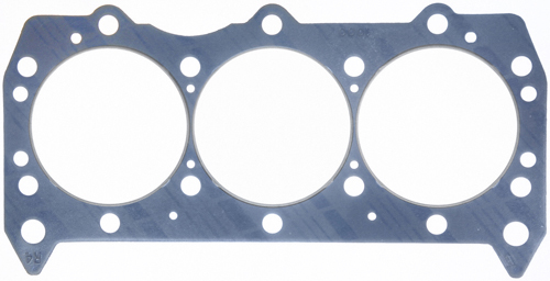 Fel-Pro 1000 Cylinder Head Gasket, 4.020 in Bore, 0.039 in Compression Thickness, Steel Core Laminate, Buick V6, Each