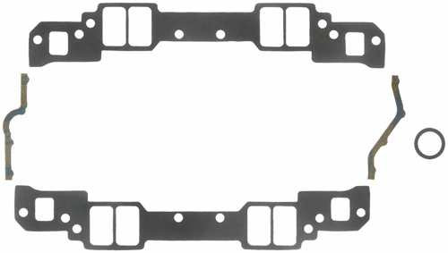 Fel-Pro 18 Deg Chevy Int Gasket HIGH PORT .060in THICK