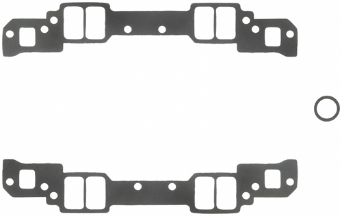 Fel-Pro 18 Deg Chevy Int Gasket HIGH PORT .090in THICK