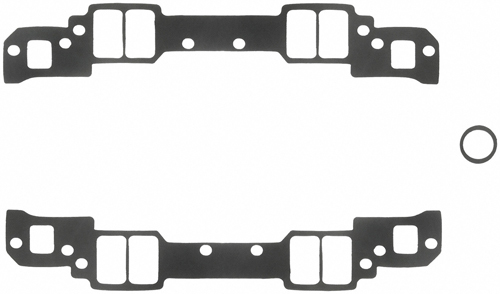 Fel-Pro 18 Deg Chevy Int Gasket HIGH PORT .120in THICK