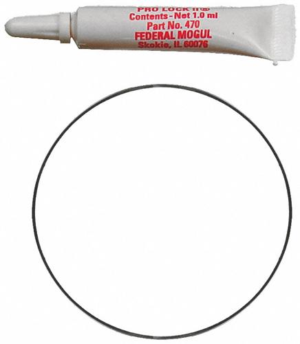 Fel-Pro 16205 Harmonic Balancer Repair Sleeve, 0.790 in Long, 2.332 in Shaft Size, Steel, Big Block Chevy, Each