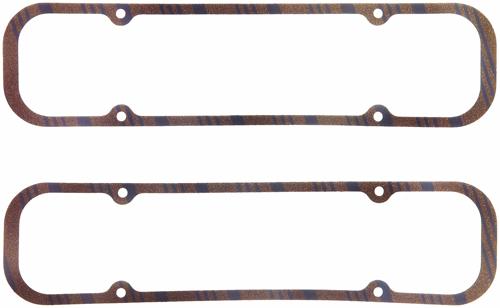 Fel-Pro 326-455 Pontiac V/C Gskt 1/4in Thick Cork/Rubber