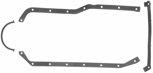 Fel-Pro 151 Pontiac Oil Pan Gskt 1979-83 Super Duty Eng.