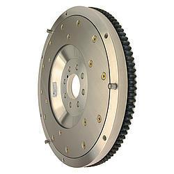 Fidanza 161651 Flywheel, 110 Tooth, 8.0 lb, SFI 1.1, Replaceable Surface, Aluminum, Natural, Internal Balance, Mitsubishi 4-Cylinder, Each