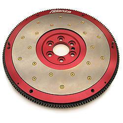 Fidanza 198501 Flywheel, 153 Tooth, 13.5 lb, SFI 1.1, Replaceable Surface, Aluminum, Natural, Internal / External Balance, GM LT-Series, Each
