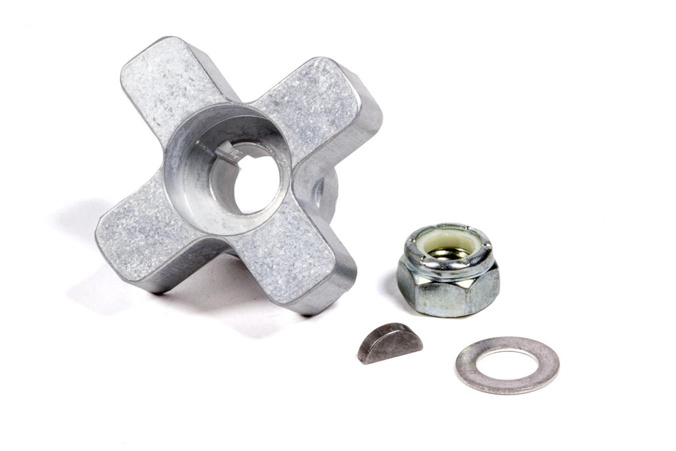 Cross Coupler With HW Aluminum