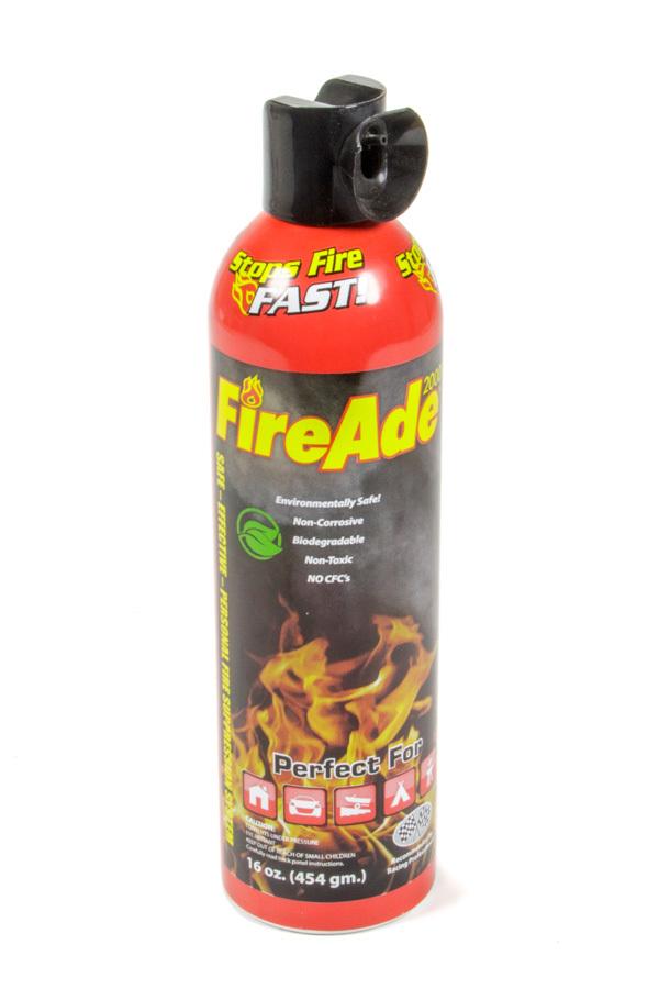 Fire Extinguisher 16oz FireAde 2000