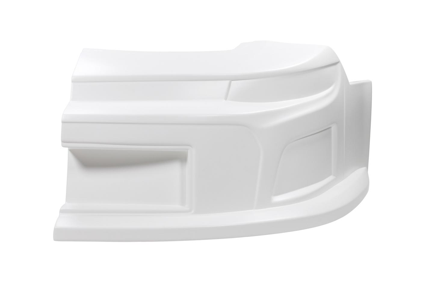 Fivestar 11132-41051-WL Nose, Driver Side, Molded Plastic, White, Chevrolet Camaro, 2019 Late Model, Each