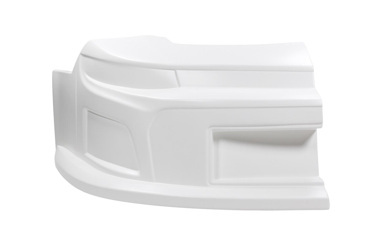 Fivestar 11132-41051-WR Nose, Passenger Side, Molded Plastic, White, Chevrolet Camaro, 2019 Late Model, Each