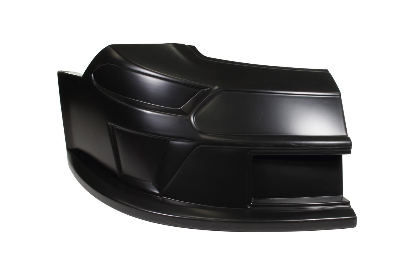 Fivestar 11322-41051-BR Nose, Passenger Side, Molded Plastic, Black, Ford Mustang, 2019 Late Model, Each