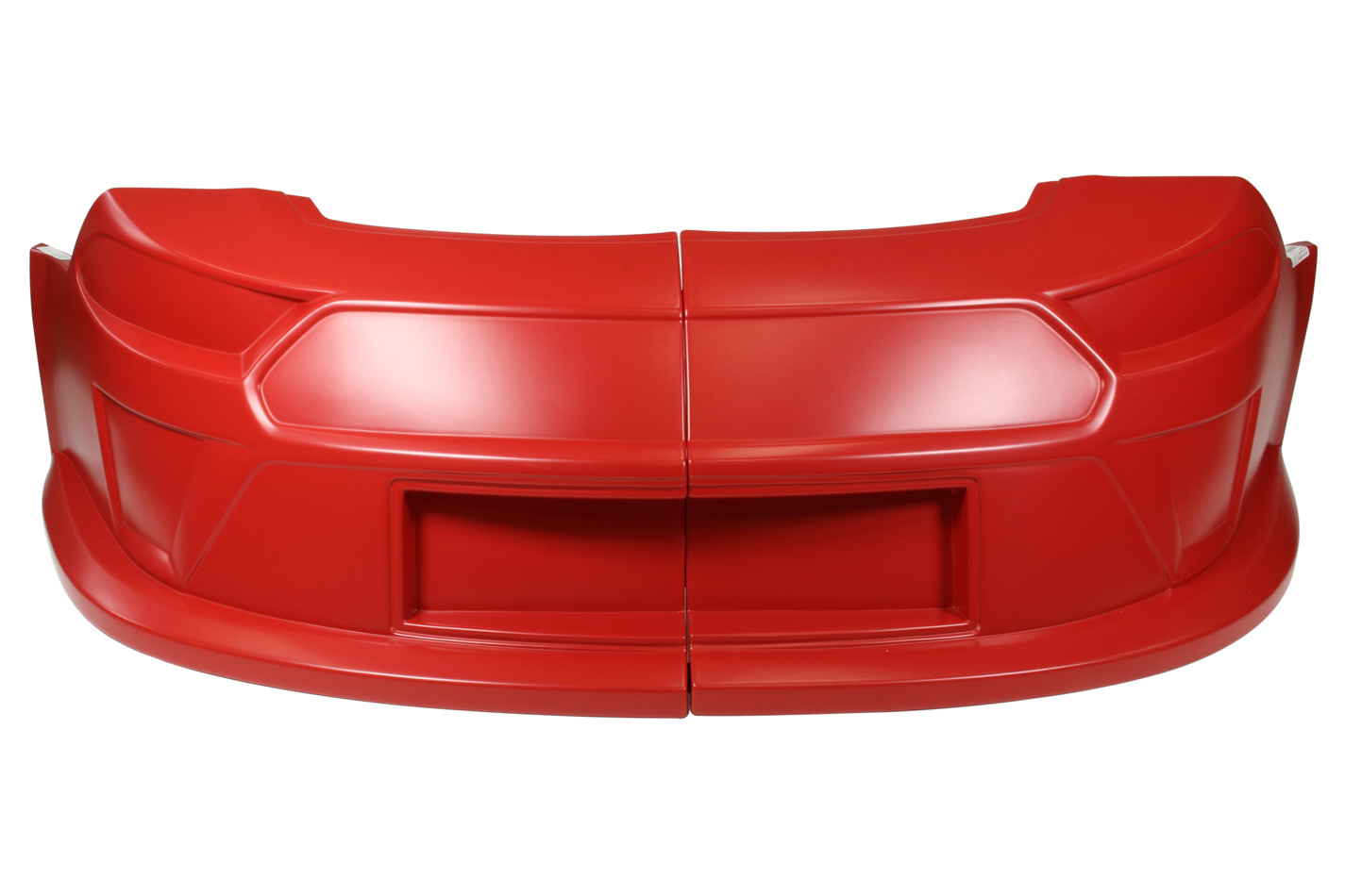 FIVESTAR 2019 LM Mustang Nose Plastic Red P/N -11322-41051-R