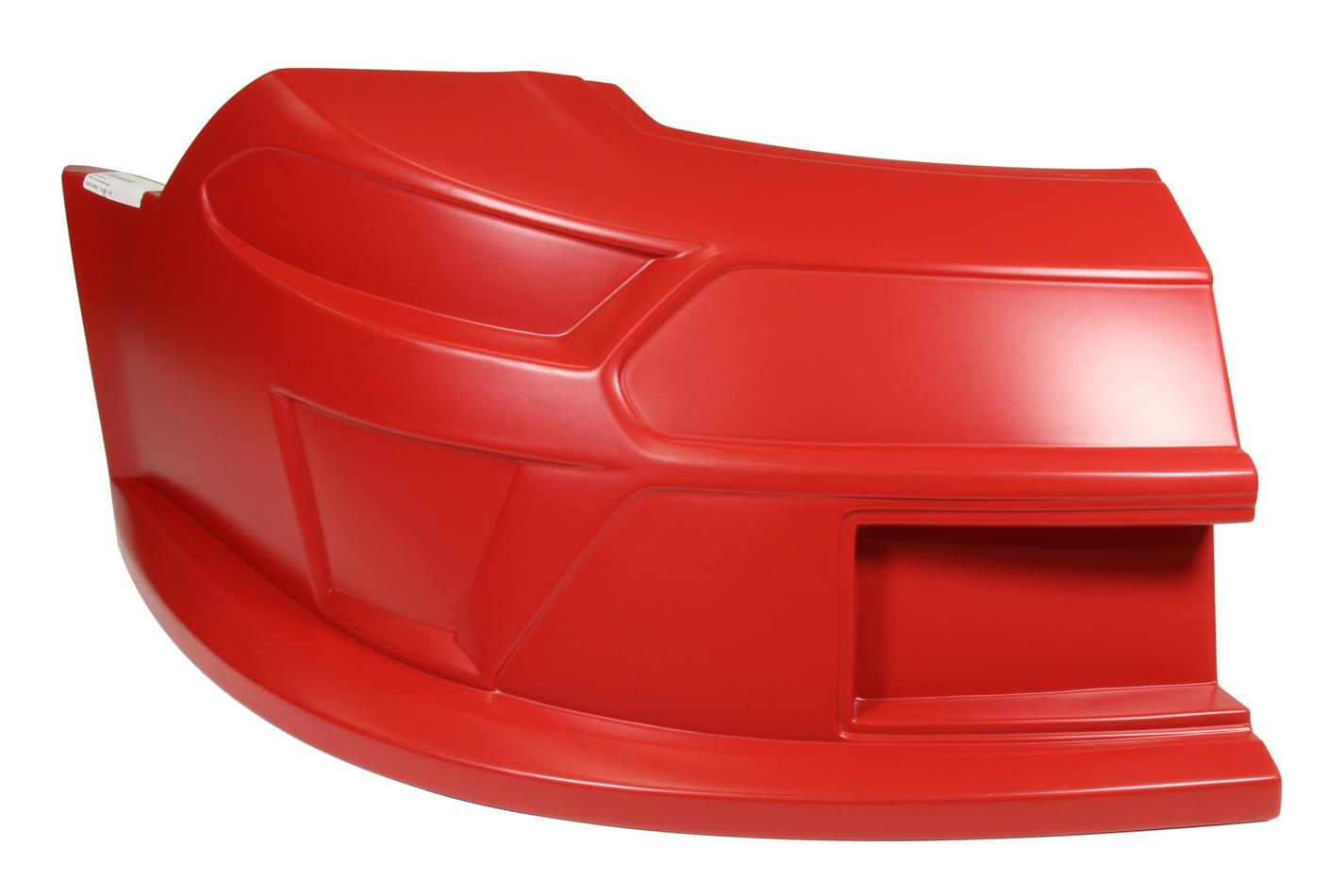 Fivestar 11322-41051-RR Nose, Passenger Side, Molded Plastic, Red, Ford Mustang, 2019 Late Model, Each