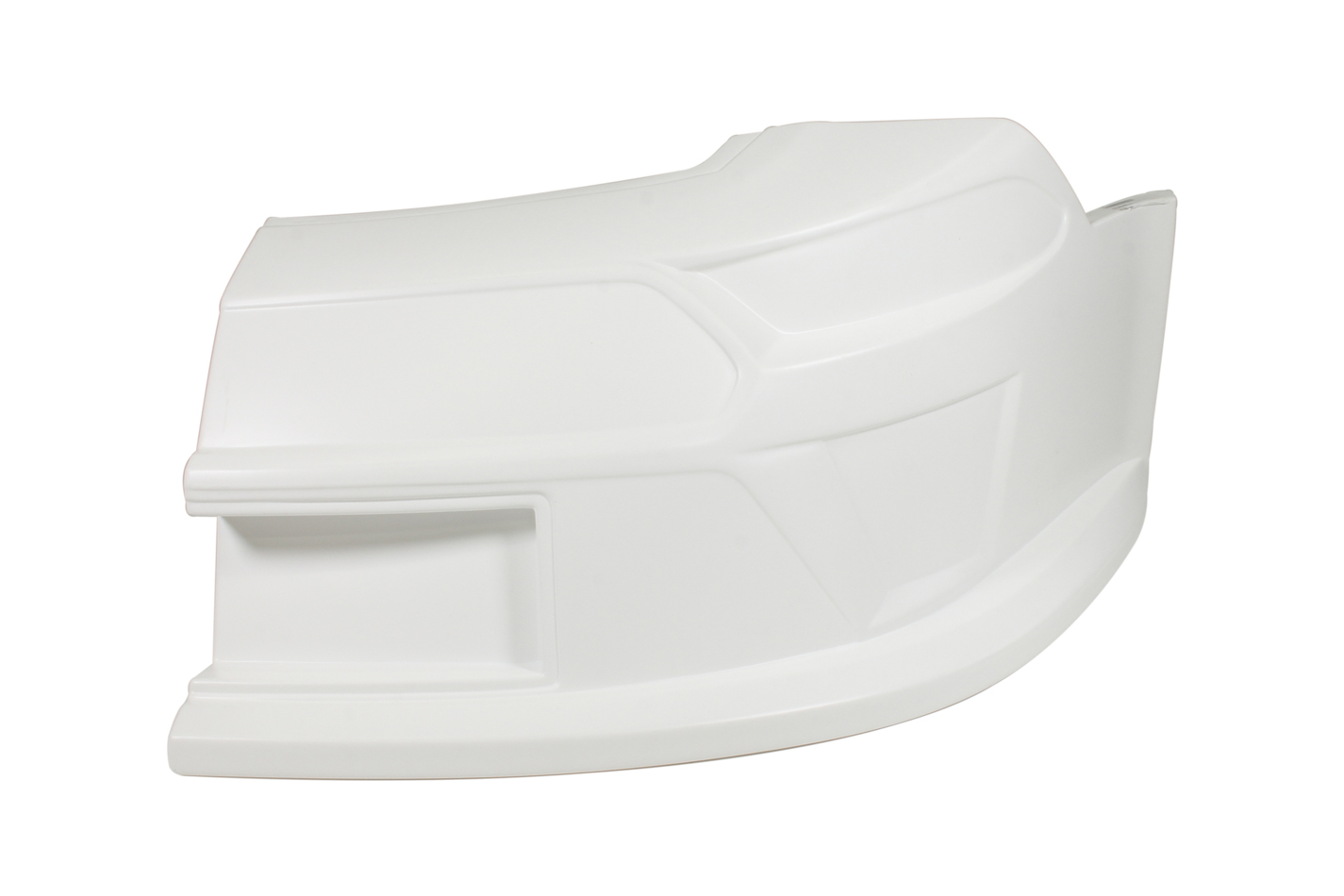 Fivestar 11322-41051-WL Nose, Driver Side, Molded Plastic, White, Ford Mustang, 2019 Late Model, Each