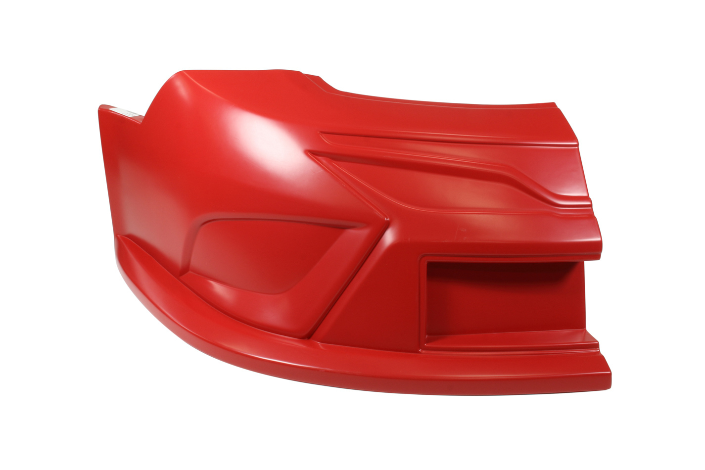 FIVESTAR 2019 LM Toyota Nose Plastic Red Right P/N -11712-41051-RR