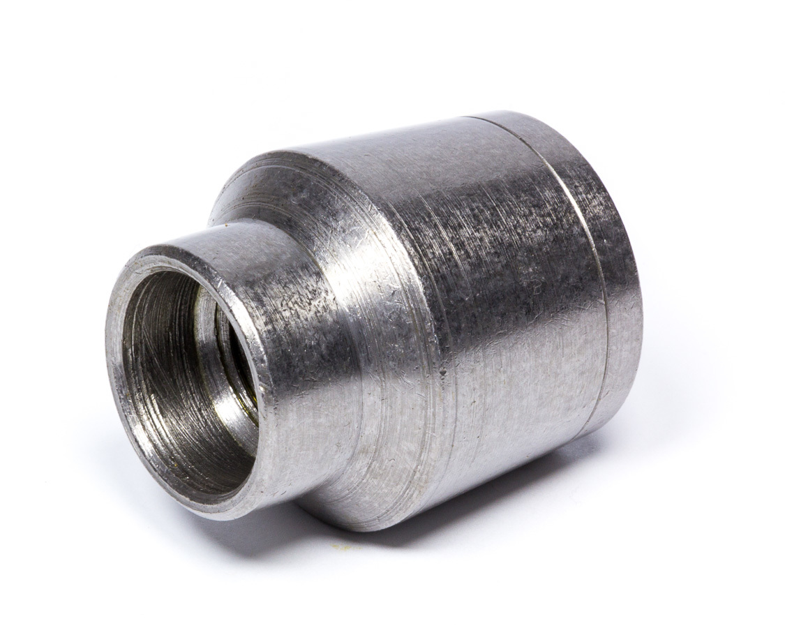 FK Rod Ends 3409L Tube End, Weld-On, 7/8-14 in Left Hand Female Thread, 1-3/4 in Tube, 0.250 in Tube Wall, Chromoly, Natural, Each