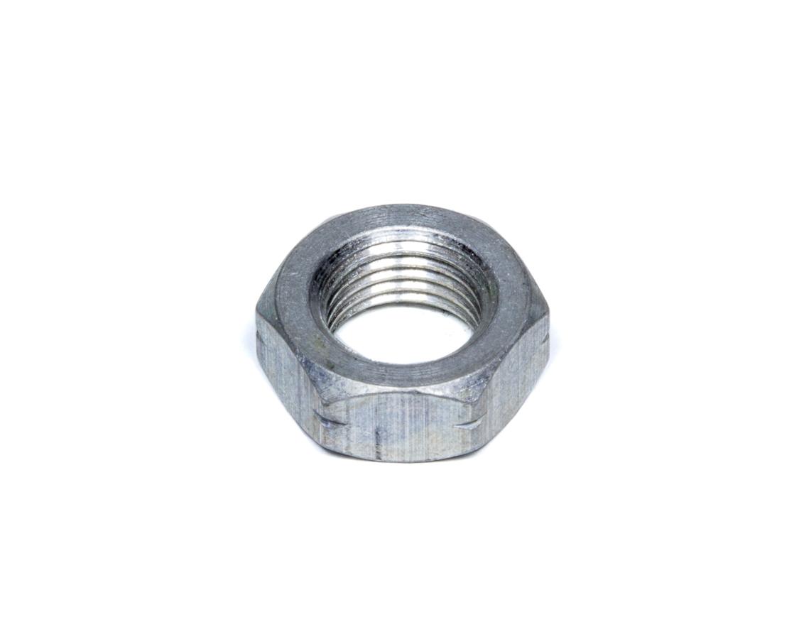 FK Rod Ends AJNL08 Jam Nut, 1/2-20 in Left Hand Thread, Aluminum, Natural, Each