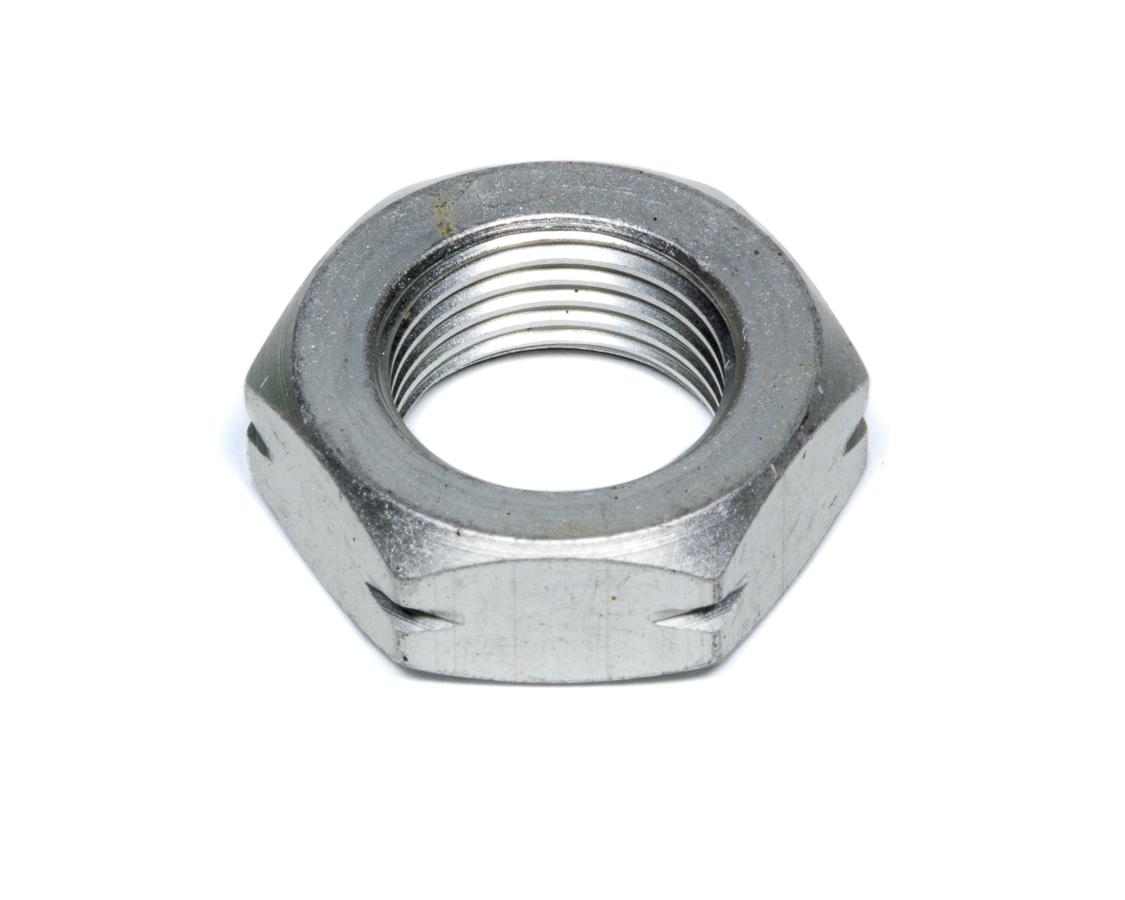 FK Rod Ends AJNL12 Jam Nut, 3/4-16 in Left Hand Thread, Aluminum, Natural, Each