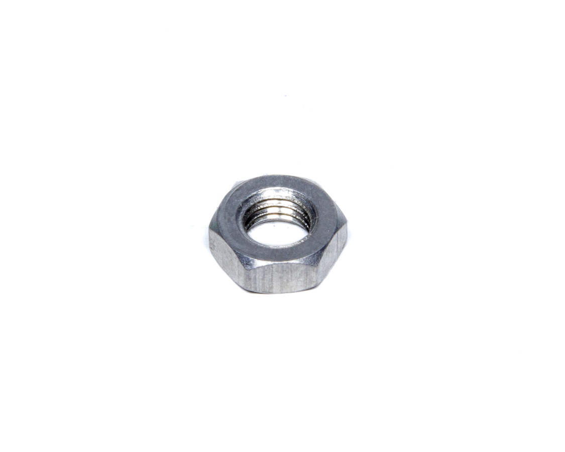 FK Rod Ends AJNR05 Jam Nut, 5/16-24 in Right Hand Thread, Aluminum, Natural, Each