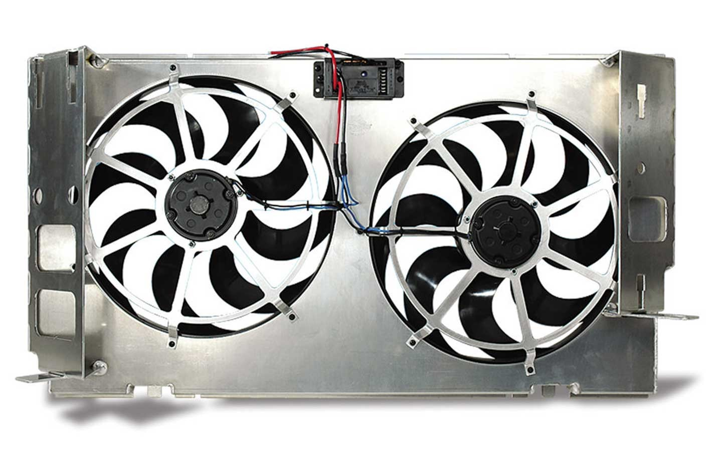 94-02 Dodge Diesel Dual Electric Fan