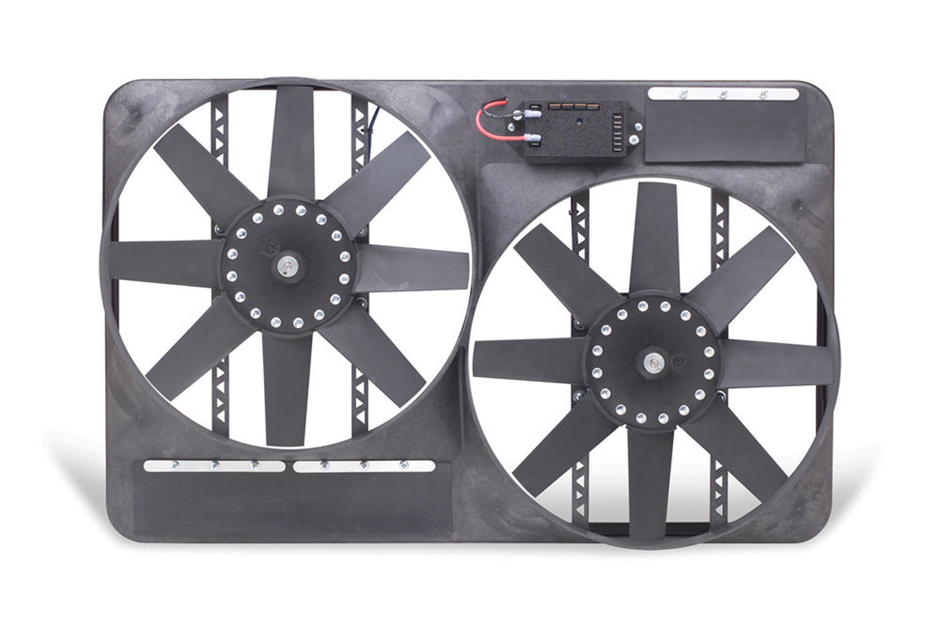Universal Dual 13.5in Fans