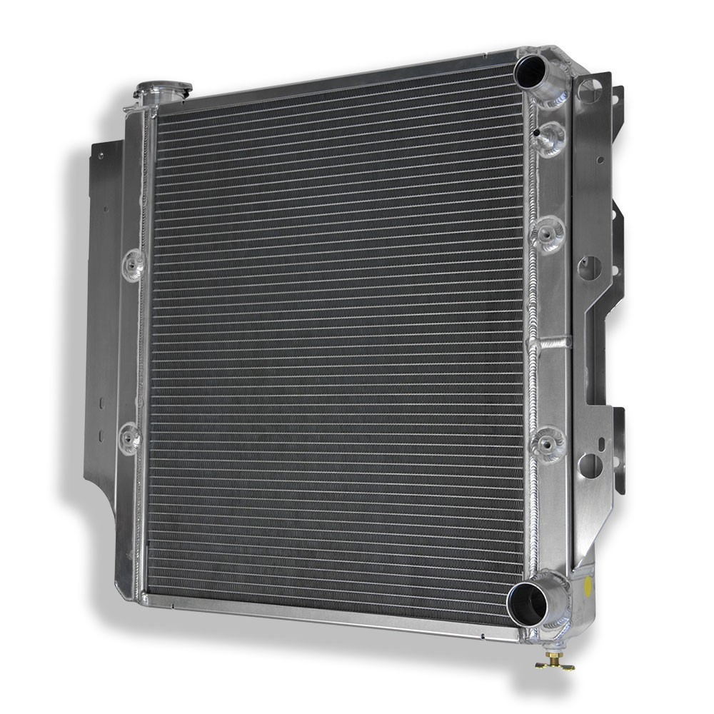 1986-2006 Jeep Wrangler (YJ and TJ) Radiator