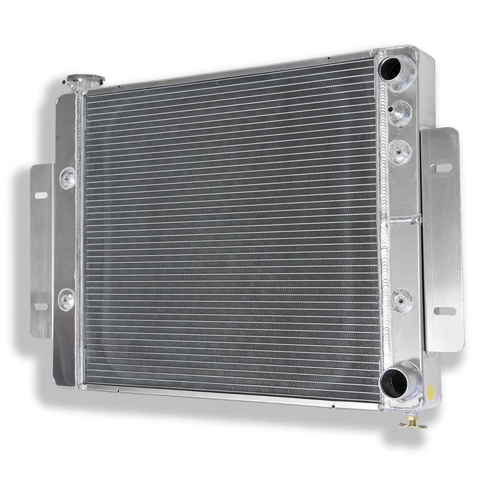 1973-1986 Jeep CJ Radiator w/LS Engine
