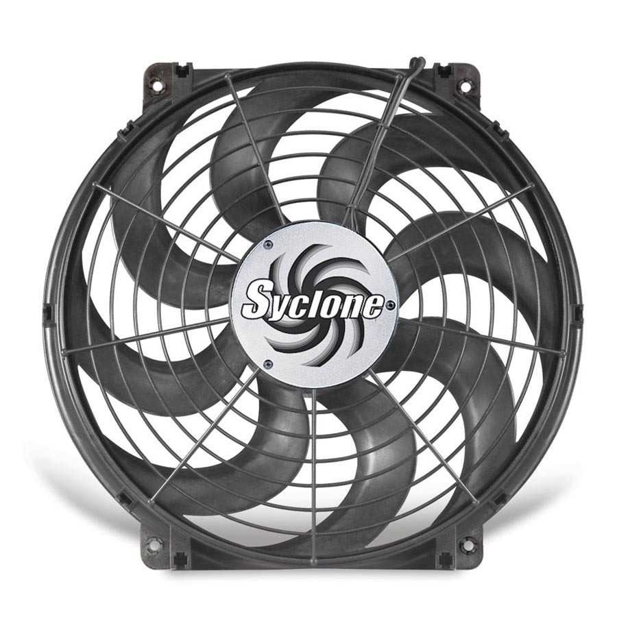 16in Curved Blade Fan 2500 CFM