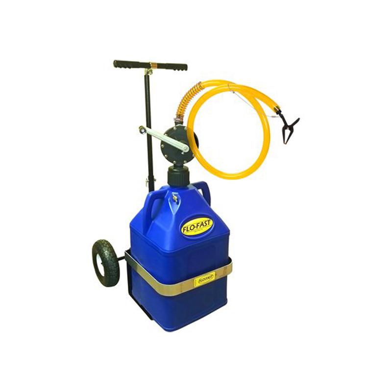 15 Gal Pro Model Pump System Blue