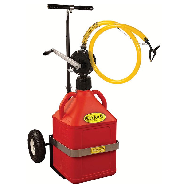 15 Gal Pro Model Pump System Red