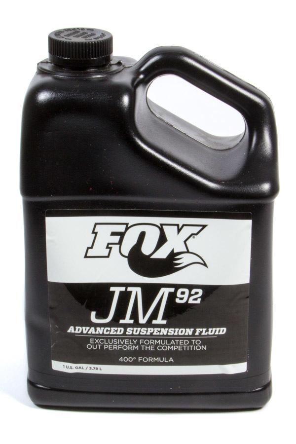Fox Factory 025-03-012 Shock Oil, Fox JM 92, Synthetic, 1 gal Jug, Each