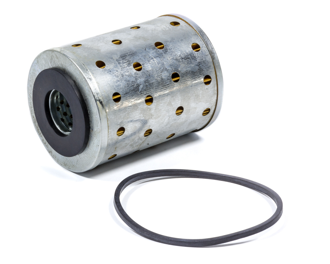 Fram C1125PL Fuel Filter Element, 5 Micron, Synthetic Fiber Element, Fram Fuel Filters, Each