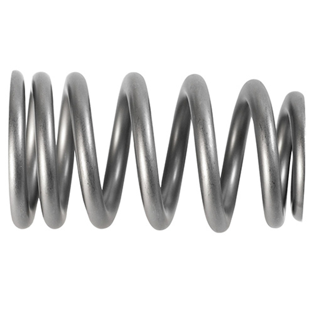 Ford M6513-1219X Valve Spring, Beehive Spring, Single Spring, 1.100 in Coil Bind, 1.207 in OD, Each