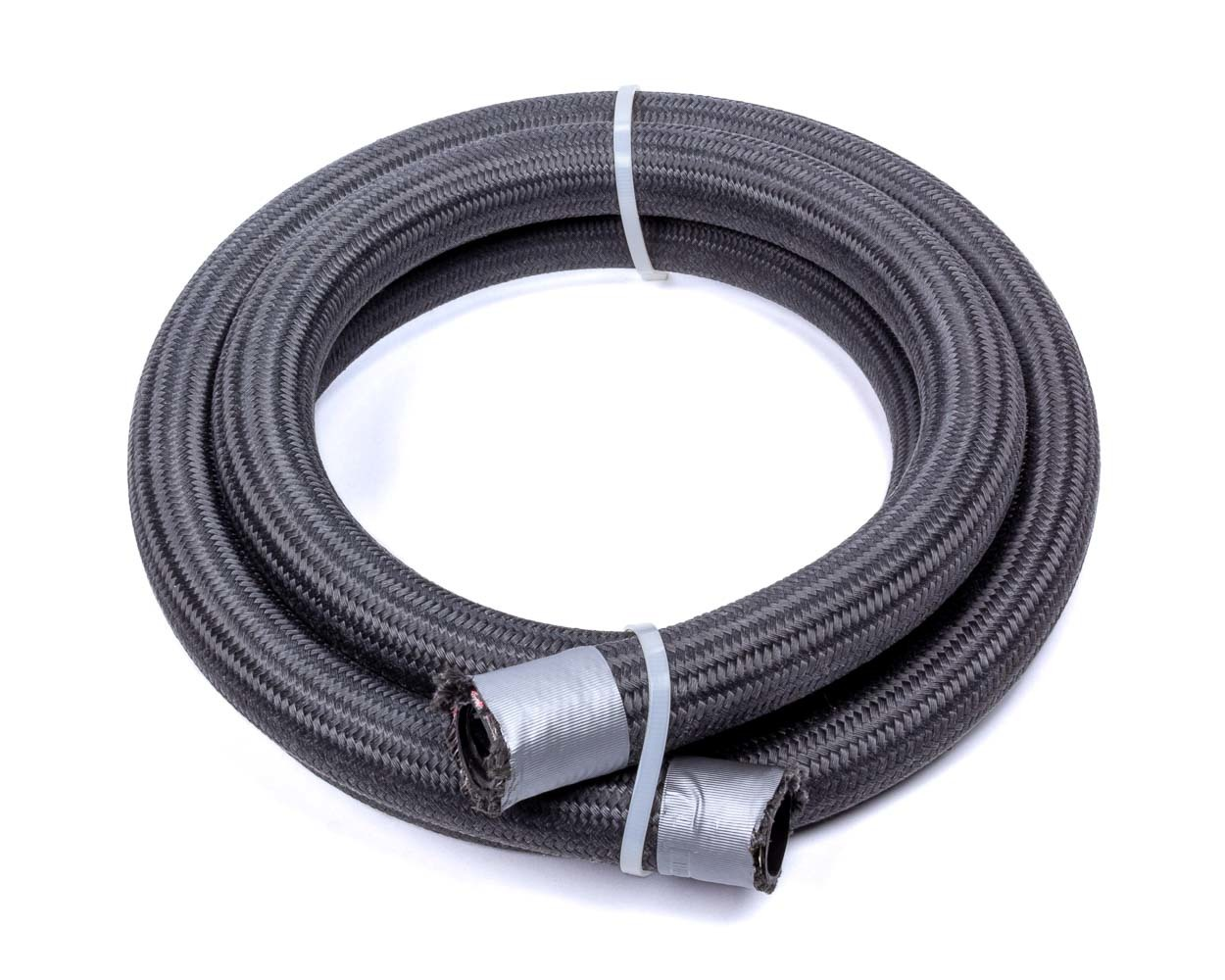 Fragola 2710612 Hose, 12 AN, 6 ft, Braided Fire Retardant Fabric, Wire Reinforced, PTFE, Black, Each