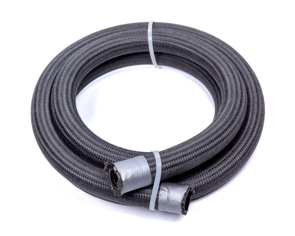 Fragola 2711512 Hose, 12 AN, 15 ft, Braided Fire Retardant Fabric, Wire Reinforced, PTFE, Black, Each