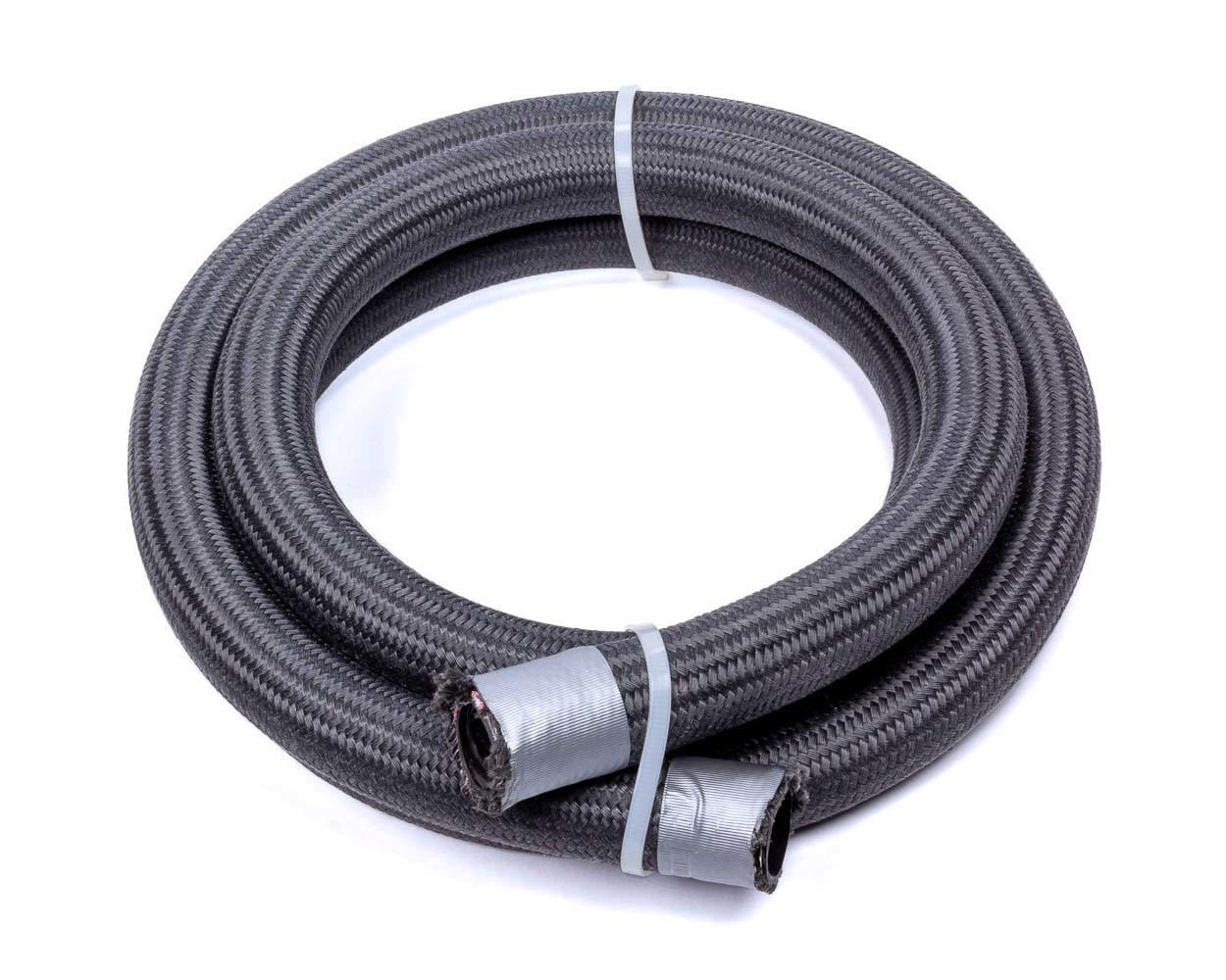 Fragola 2712012 Hose, 12 AN, 20 ft, Braided Fire Retardant Fabric, Wire Reinforced, PTFE, Black, Each