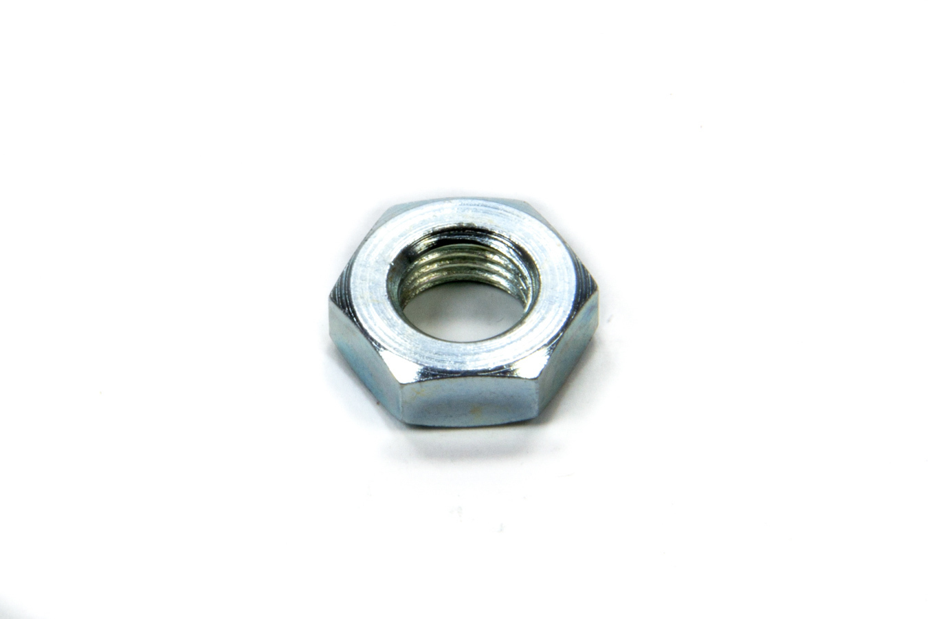 Fragola 592403 Bulkhead Fitting Nut, 3 AN, Steel, Zinc Oxide, Each