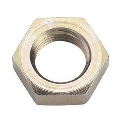 Fragola 592406 Bulkhead Fitting Nut, 9/16-18 in Thread, Steel, Zinc Oxide, Each