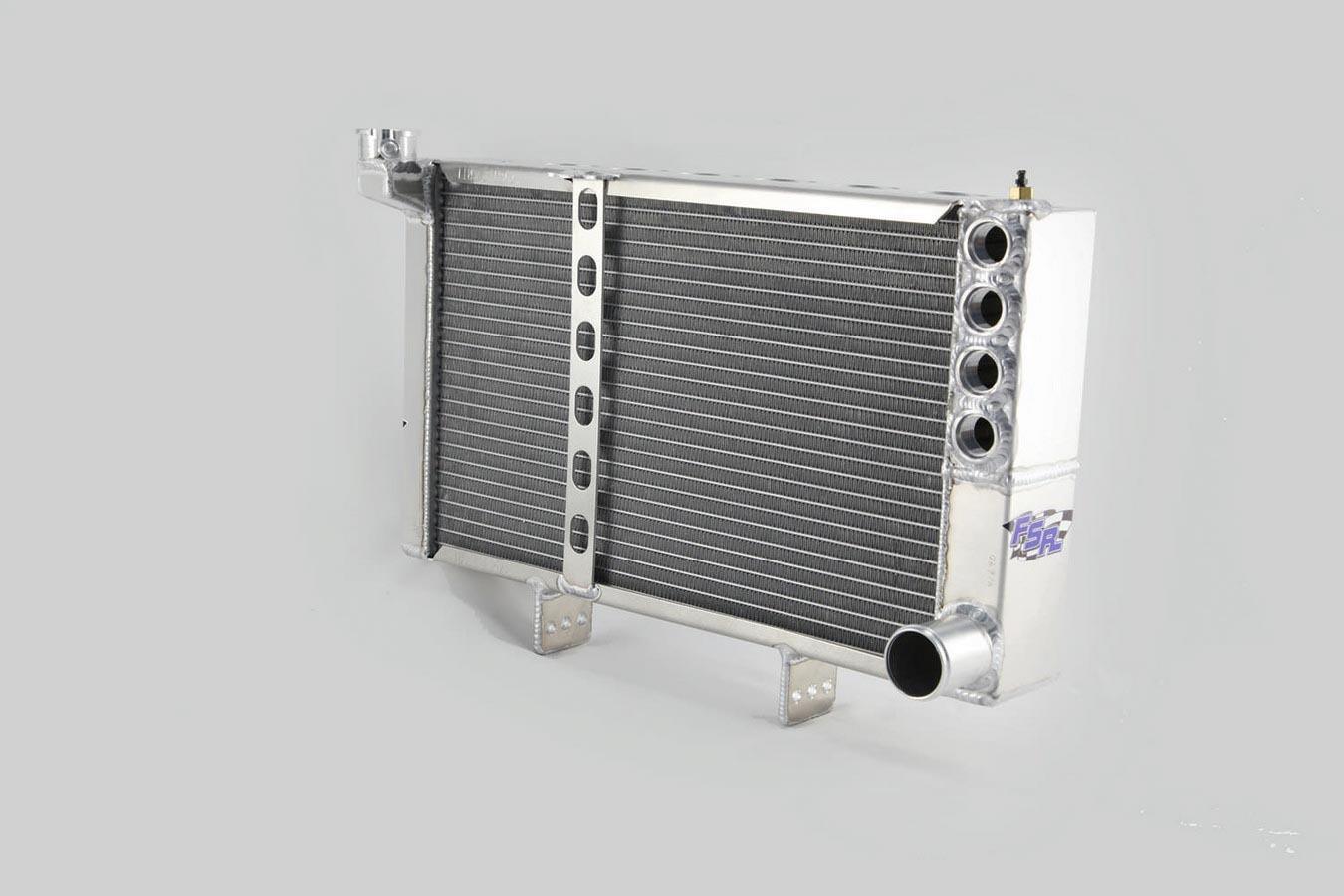 Radiator Sprint Engine Mounted