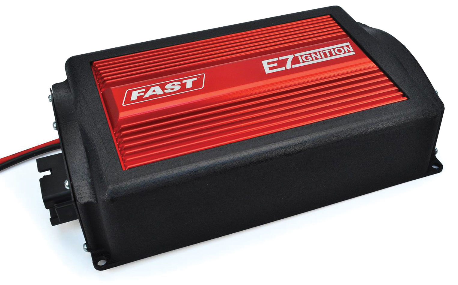 FAST 307222 Ignition Box, E7, Digital, CD Ignition, Multi-Spark, Rev Limiter, Coil and Coil Mount Included, Boost Retard, Kit